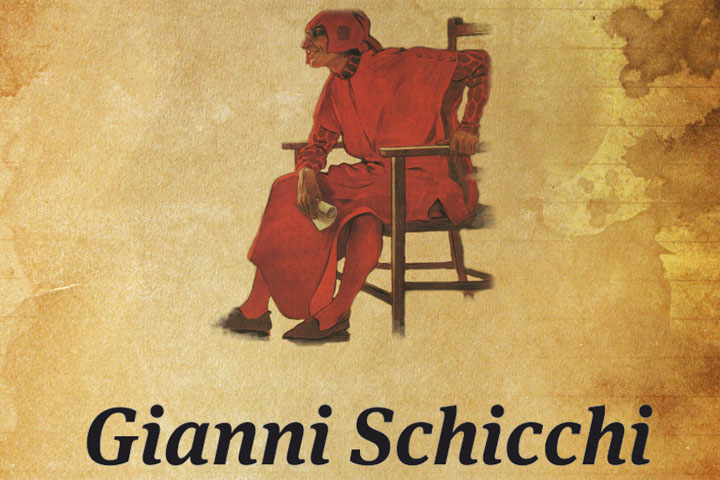 GIANNI SCHICCHI G. PUCCINI   OPERA STREAMING